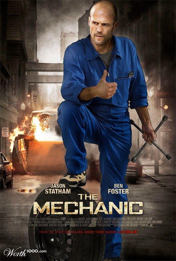 the mechanic grab the popcornits movie nite pinterest