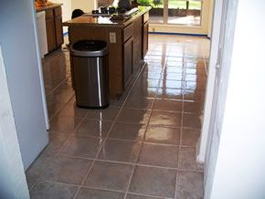 CoverTec Ceramic Tile Sealer kitchen Cleaning And