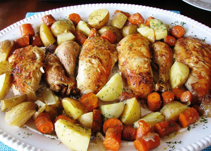 Perfect Roast Chicken | Entrees | Pinterest