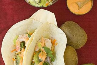 Kiwi Shrimp Banh Mi Tacos | asian/japanese/vietnamese inspired noms ...