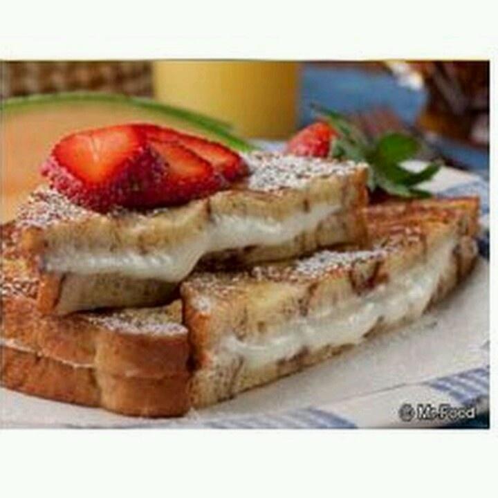Stuffed French Toast I Recipe — Dishmaps