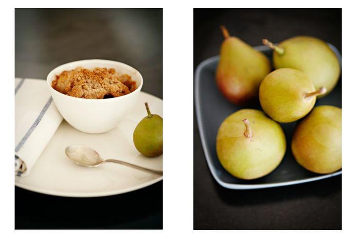 Cardamom Pear Crisp | Cardamom | Pinterest