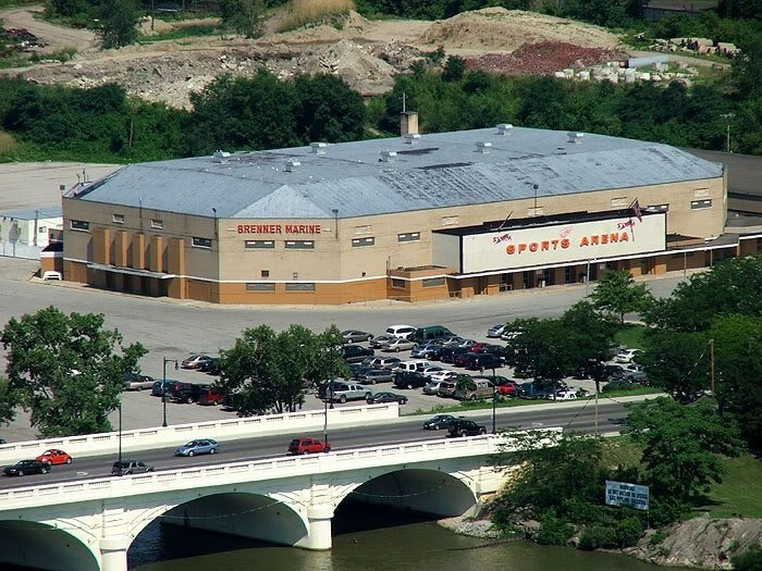 Toledo Sports Arena.   Things I love   Pinterest