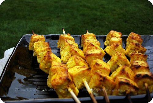 Tandoori tofu kebabs | eats. | Pinterest