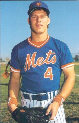 Lenny Dykstra--baseballcarddb.com | 1980s new york mets ...