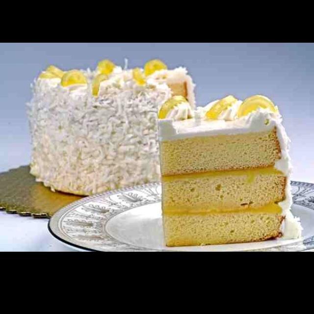 Triple-Lemon Layer Cake Recipes — Dishmaps
