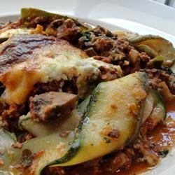 No-Noodle Zucchini Lasagna | Recipe