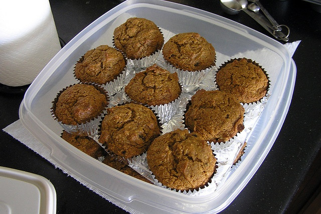 and healthy. What more could you ask for? Addictive Pumpkin Muffins ...
