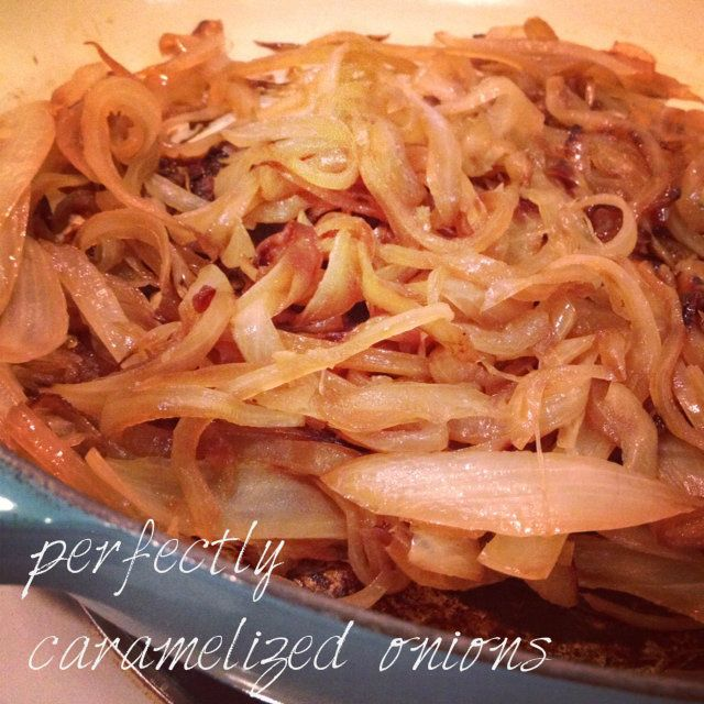 Perfect Caramelized Onions Recipes — Dishmaps