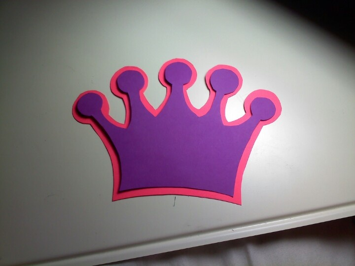 princess tiara invitation template ks 5th birthday