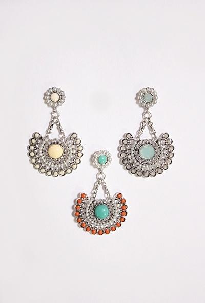 earrings earrings earrings! excess-orize