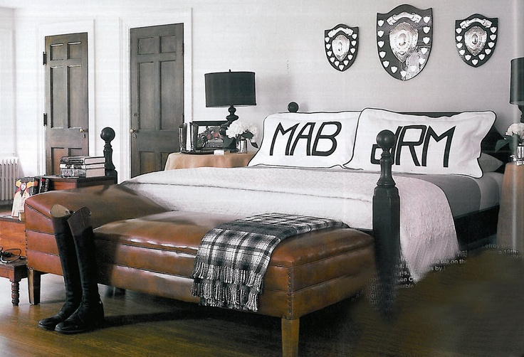 Master Bedroom Equestrian Style Inspiring Places Beautifu