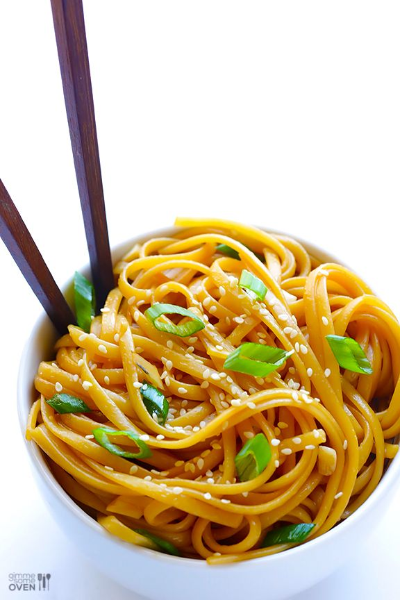 Sesame Noodles | Recipe