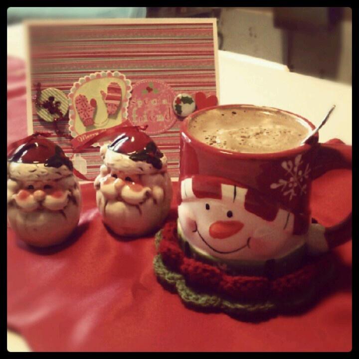 Holiday morning coffee craft ideas pinterest
