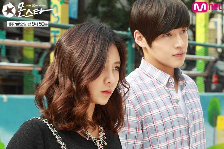 Monstar - Dahee and Kang Ha-neul | Asian dramas & movies ...