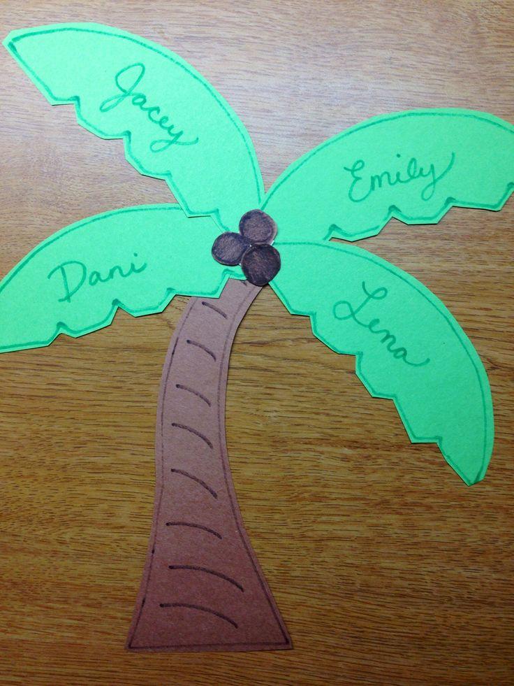 RA Door Decs  Beach  Palm Tree Theme  RA Ideas  Pinterest ~ 190942_Halloween Door Decs Ra