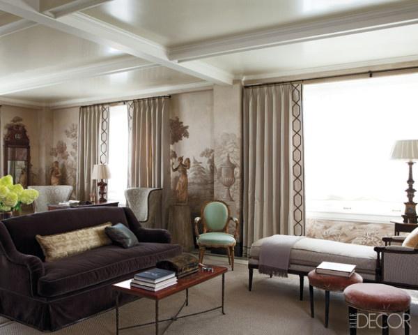 Elle Decor Living Rooms Interesting Design Decoration