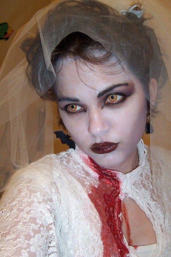Dead Bride Makeup Ideas