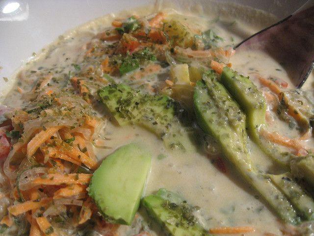 Coconut Curry Noodle Soup | food, glorious food | Pinterest