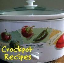 crockpot recipes Southern lady