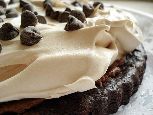 Chocolate Chip Cookie Dough Tart | Sweet pies & tarts | Pinterest