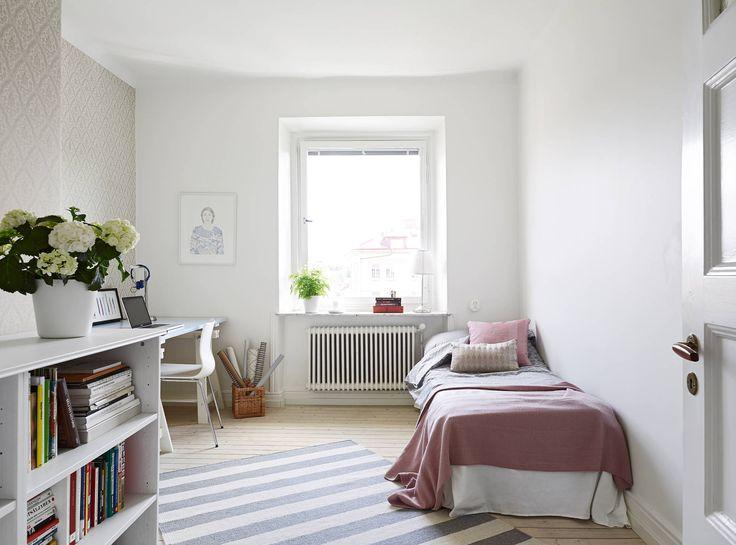 Stadshem - Sovrum  Bedroom  Pinterest