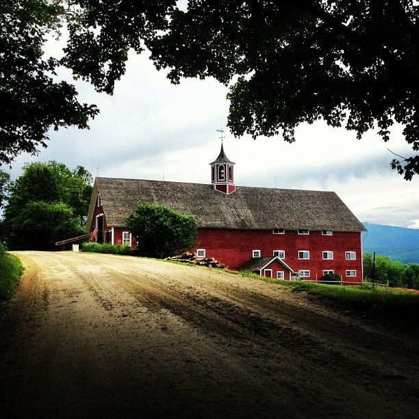 barn in Waitsfield, VT