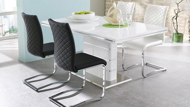ausziehtisch laquila diningtable. Black Bedroom Furniture Sets. Home Design Ideas
