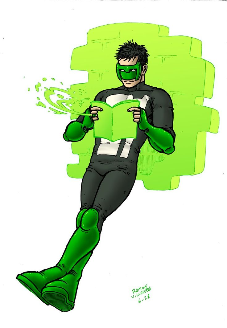 Kyle Rayner by RamonVillalobosYoung Justice Kyle Rayner