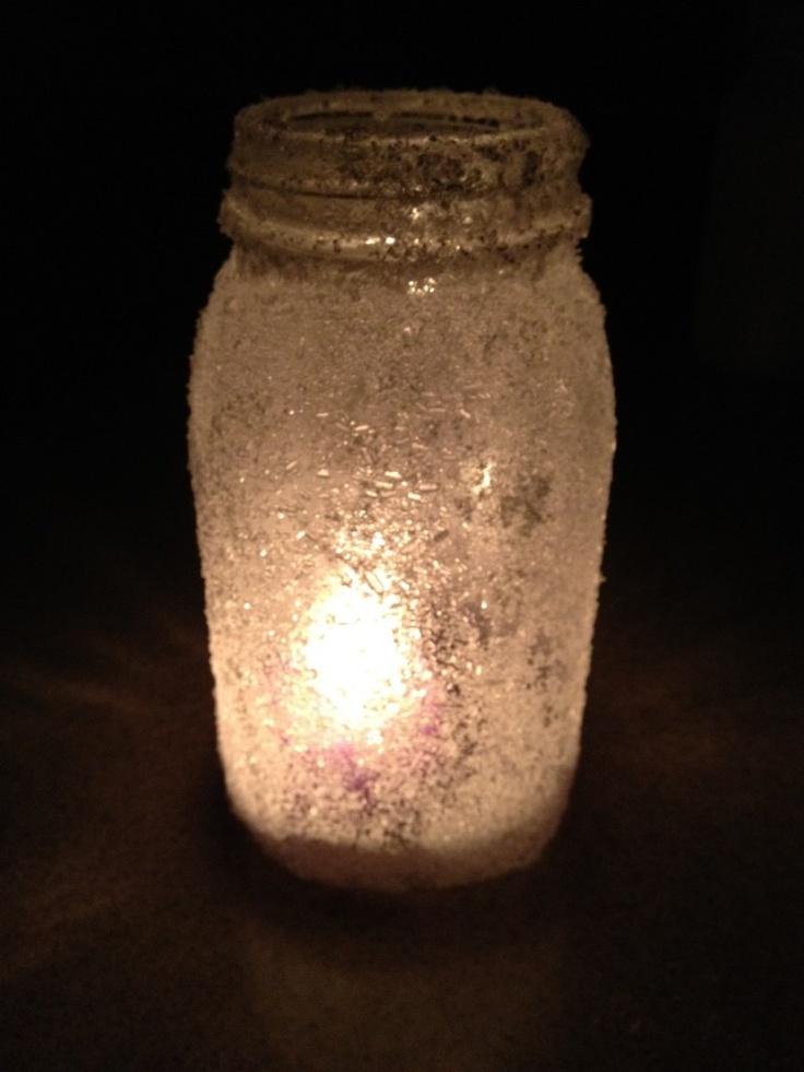 Mason jar luminaries i wanna make it pinterest for Making luminaries