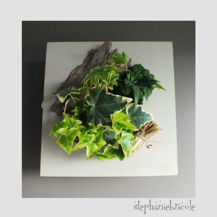 faire soi-même un cadre végétal  mes projets de travaux manuels ...