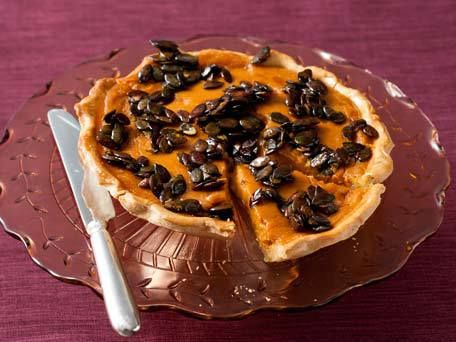 Bourbon Pumpkin Pie | Recipe