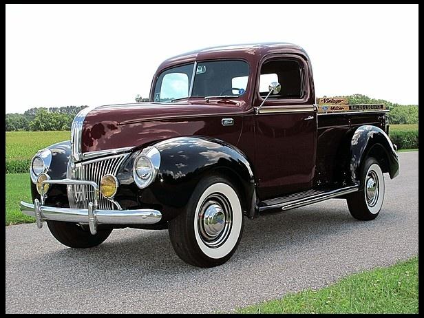 1941 Ford 11c Pickup 221 Ci 3 Speed Cars Amp Pickups