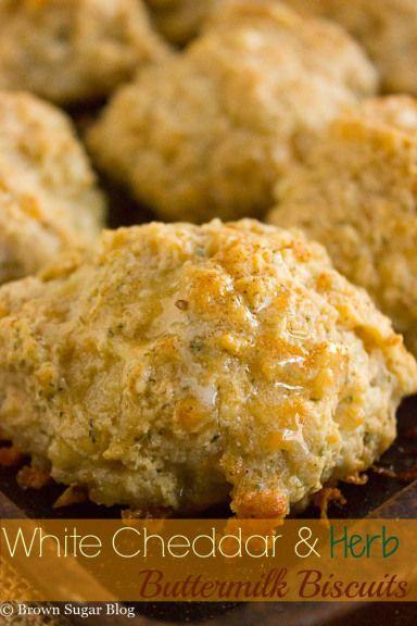 ... Cheddar & Herb Buttermilk Biscuits | Breads, Rolls & Biscuits