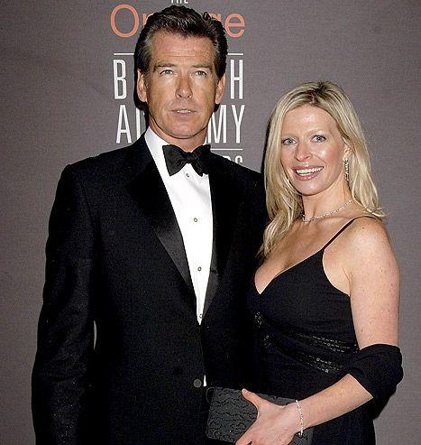 Pierce Brosnan s daughter Charlotte loses battle with ovarian cancer Pierce Brosnan Daughter Dies