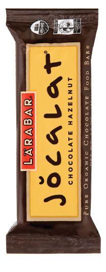 LÄRABAR JŎCALAT - Chocolate Hazelnut | nourishment | Pinterest