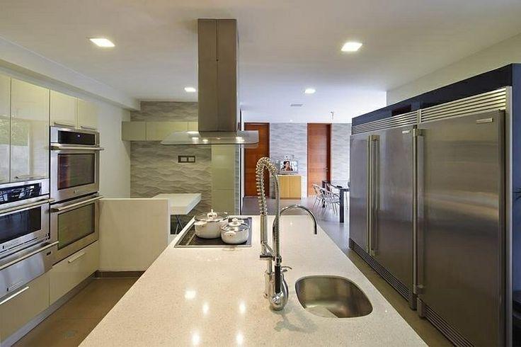 Industrial-modern kitchen   Architecture/Decoration/Design   Pinterest