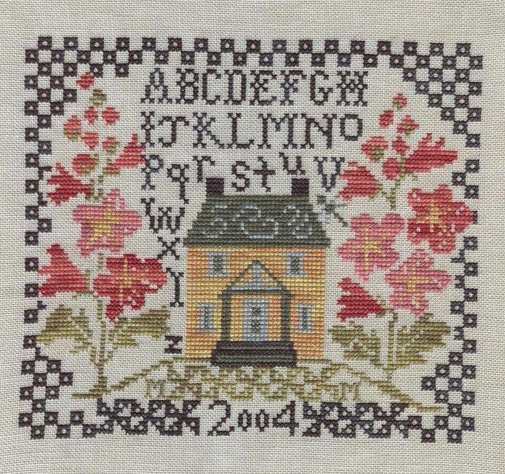 Blackbird designs cross stitch cross stitch crochet for Blackbird designs english garden