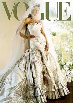 Weddings melania trump in christian dior the modern duchess