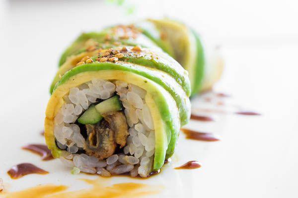 Caterpillar Roll | Recipe