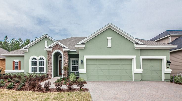 Pin by Nocatee Homes on Greenleaf Village