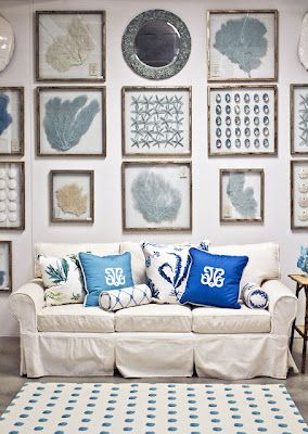 Coastal Style: Beach House Decorating Ideas
