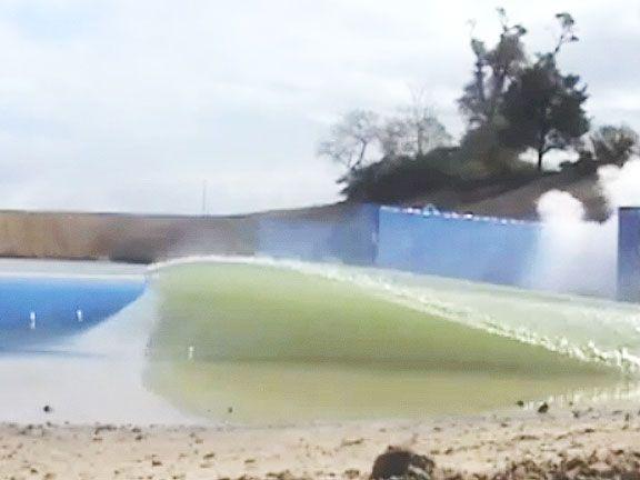 backyard wave pool outdoor pool