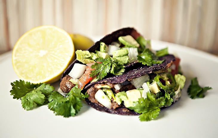 vegetarian tacos | Veggie sides and Veggie delishes dishes!! | Pinter ...