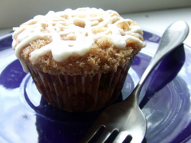 Coffee Cake Cupcakes....great breakfast treat