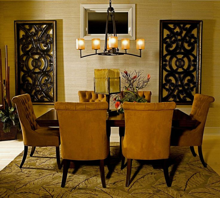Old world style decorating ideas for the home pinterest for Old world dining room ideas