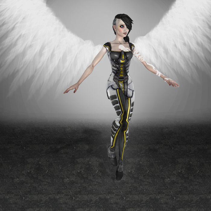 borderlands 2 angel
