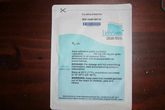 Download Lidocaine Patch For Lower Back Pain free software