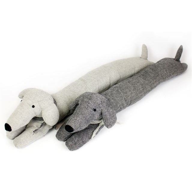 Knitting Pattern For Dog Draught Excluder : Herringbone Sausage Dog Draught Excluder Craft Projects To Do Pin?