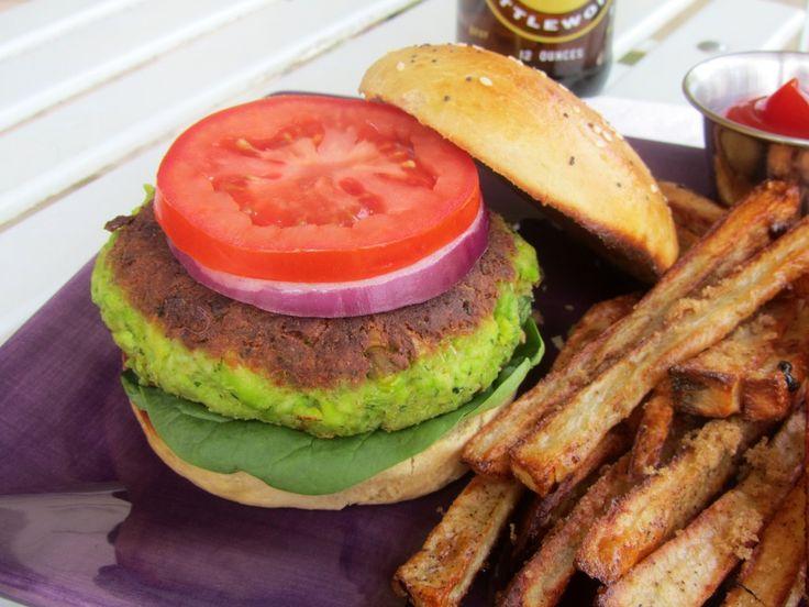 Spicy Edamame Burgers   Camping tricks!!   Pinterest